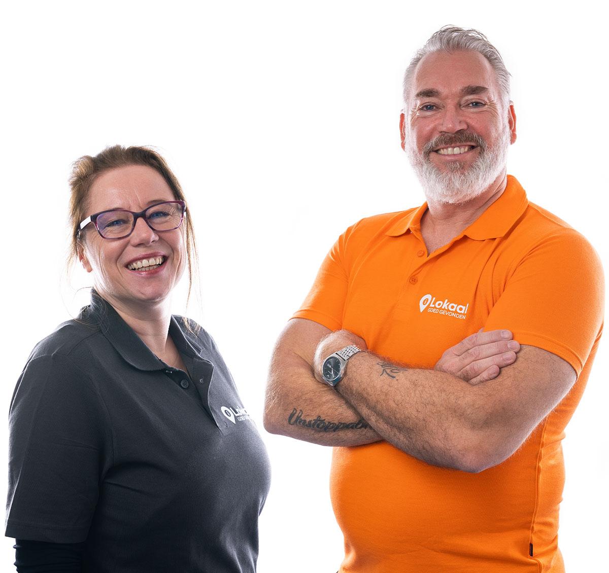 Je Lokale helden | Silvia & Ron